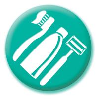 Hilfe bei der täglichen Rasur und Körperpflege.
